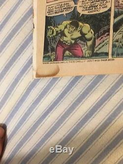 The Incredible Hulk #181 (Nov 1974, Marvel) Intact, MVS included, see pics