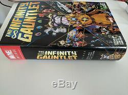 The Infinity Gauntlet Omnibus HC Hardcover Marvel Comics 2014