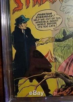 The Phantom Stranger #3 CGC 5.0