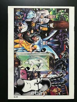 The Tick Special Edition #1 first printing 1988 Comic Book 1st Print White Cover