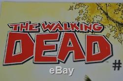 The Walking Dead #1 (1st print Oct 2003, Image) Comic Book