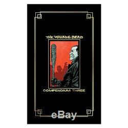 The Walking Dead Hardcover Compendium 3 (Gold Foil Version) Kirkman