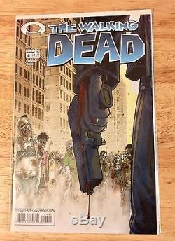 The Walking Dead Issue #1- 5 (2003) 1st print First Edition Great Condition
