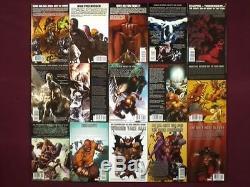 Thunderbolts TPB Run Secret Invasion Shadowland Siege Fear Itself Marvel Comics