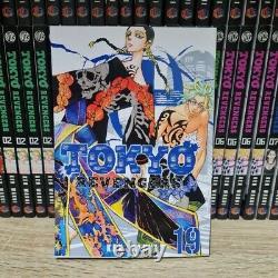 Tokyo Revengers Ken Wakui Manga Comic Volume 1-20 Set (English Version)