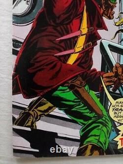 Tomb Of Dracula #10! 1st Appearance of Blade The Vampire Slayer