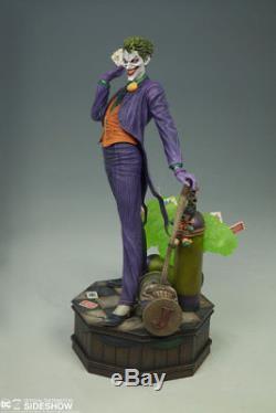Tweeterhead Joker EXCLUSIVE VERSION Super Powers DC Collection Statue Batman
