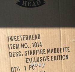 Tweeterhead Starfire DC Comics Exclusive Maquette Super Powers Teen Titans