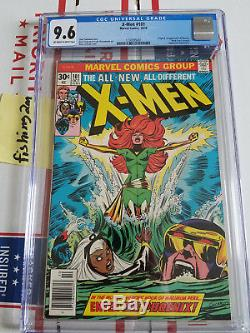 UNCANNY X-MEN #101 CGC 9.6 Off White-White Pages First appearance of PHOENIX