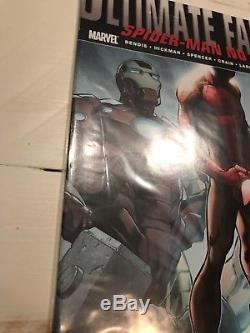 Ultimate Fallout #4, 1st Miles Morales 1st Print FACTORY SEALED! NM+ Spider-Man