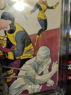 Uncanny X-Men #1 CGC. 5 RESTORED Silver Age 1963 Comic Book 1st appearance