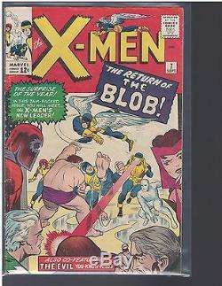 Uncanny X-men #1-544 (Complete Run) + Giant Size #1