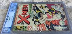 Uncanny X-men #1 PGX 4.0 Silver Age September 1963 Key Grail Comic Book
