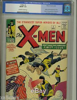 Uncanny X-men (1963-2011) 1-600 Vf/nm (#1 Cgc 7.0-#2 Cgc 6.5)