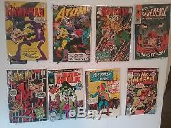 Unique 460 silver/modern age comic book collection CGC graded hero vs. Hero
