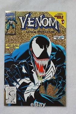 Venom #1 Gold Variant Marvel Comic Todd McFarlane One Per Store NM