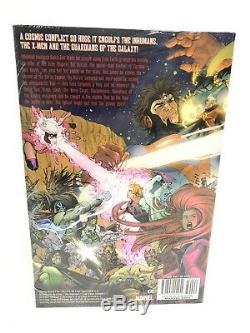 WAR OF KINGS Omnibus Inhumans X-Men Marvel Comics HC New Factory Sealed $125
