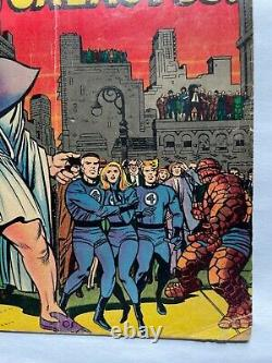 WOW! 1966 Fantastic Four #48 1st appearance Silver Surfer and Galactus