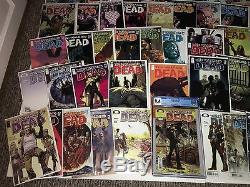 Walking Dead 1 CGC 9.4 2, 3, 4, 5, 6, 19, 27, 33, 53 1-151 1st Print Run 9.6 9.8