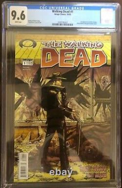 Walking Dead 1 CGC 9.6. Holy Grail book & cheapest in grade on eBay