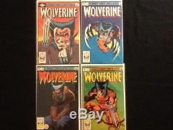Wolverine (X-Men) Comic Book Lot Collection