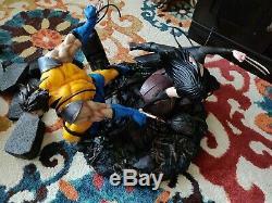 Wolverine X23 Diorama Statue Fan Art