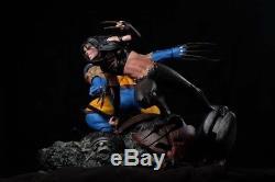 Wolverine x-23 Diorama Dio 1/4 scale statue custom rare