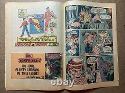 Wonder Woman #204 first printing 1973 DC Comic Book 1st Appearance of Nubia