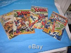 X-MEN 92 comic bookS #1 GIANT, #101 PRICE CUT