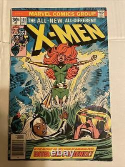 X-Men #101 VF-1976 Bronze Age Classic Marvel! HUGE First Appearance Of Phoenix