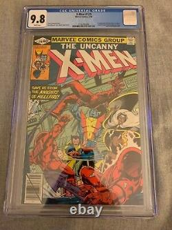 X-Men 129 CGC 9.8 First Appearance Kitty Pride, Emma Frost, Sebastian Shaw