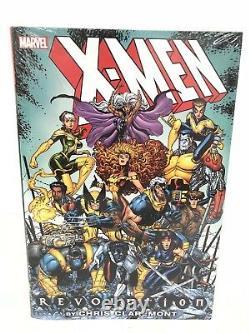 X-Men Revolution by Claremont Omnibus Marvel Comics HC Hard Cover New Sealed