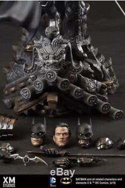 XM Studios Samurai Batman 1/4 Scale Statue. Complete, Rare, Sold Out