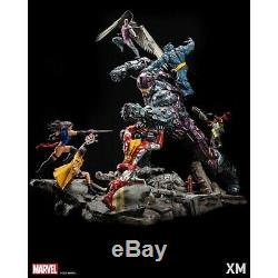 XM Studios X-Men Vs Sentinel