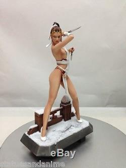 Yamato Red Assassin White Variant Web Exclusive Resin Statue 1/6 Scale Brand New