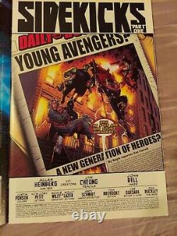 Young Avengers #1, Directors Cut! 1st Kate Bishop! 1st Young Avengers