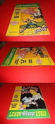 Zagor Lms 4 Blago Crvene Planine Ultra Rare Comic Yugoslavia Serbia