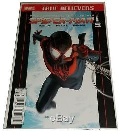 (lot Of 8) Ultimate Fallout #4 2nd Print & Ultimate Spider-man #1 & Bonus Books
